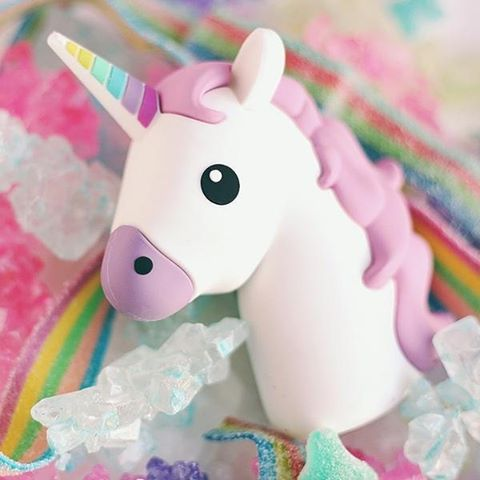 Unicorn Power Bank 2600MAH · FLYASFK · Online Store Powered by Storenvy f2257e171