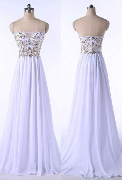 Prom Dress,Chiffon Prom Dress ,Long Prom Dresses,Evening Dress ...