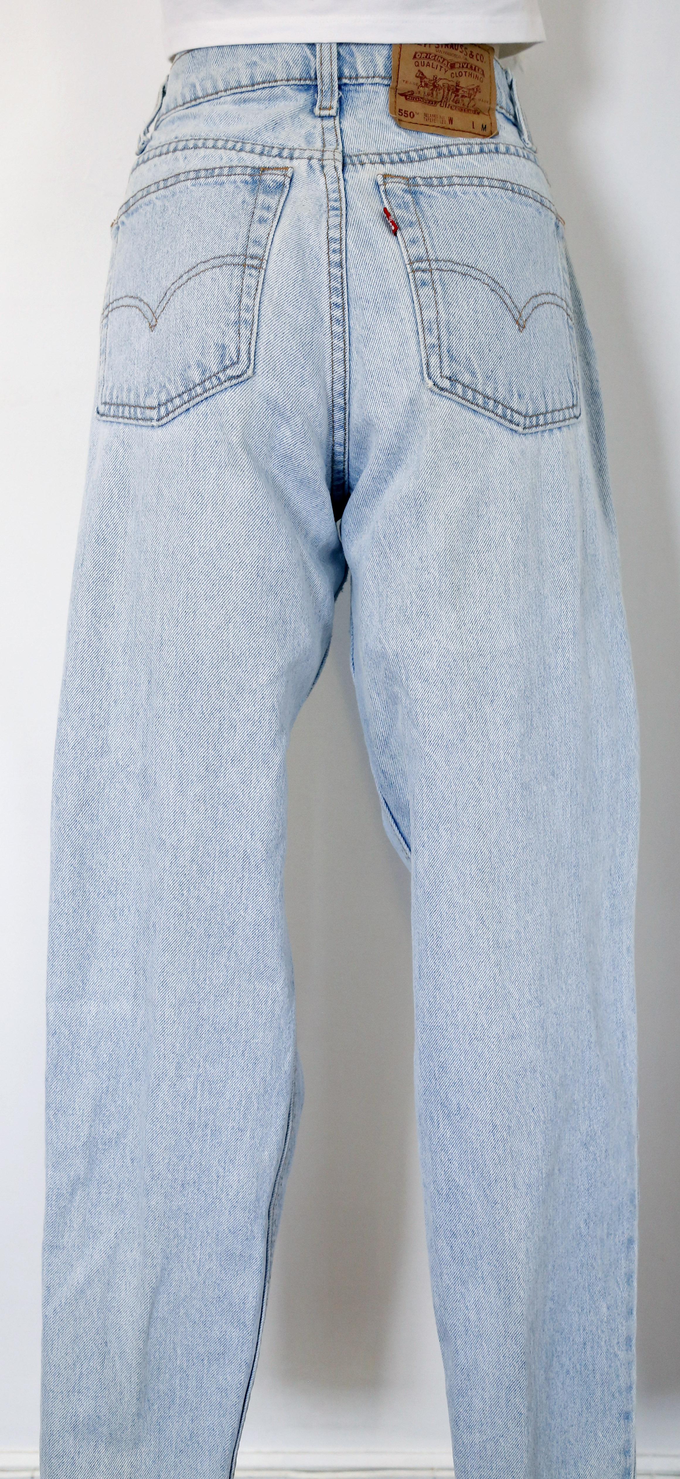 a6eebfbba5b Vintage Levi High-waist Jeans (Size 9) · mod maya · Online Store ...