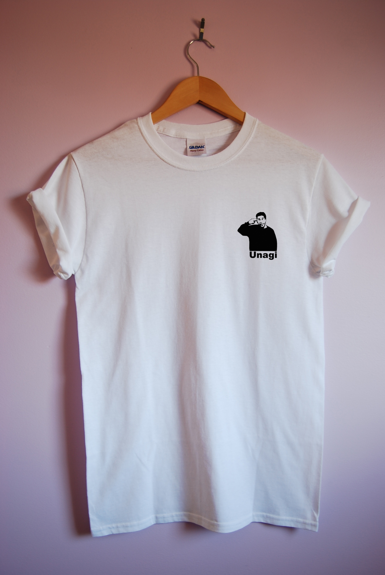 15871160 FRIENDS Ross Geller Unagi T-Shirt · TVTees · Online Store Powered by ...