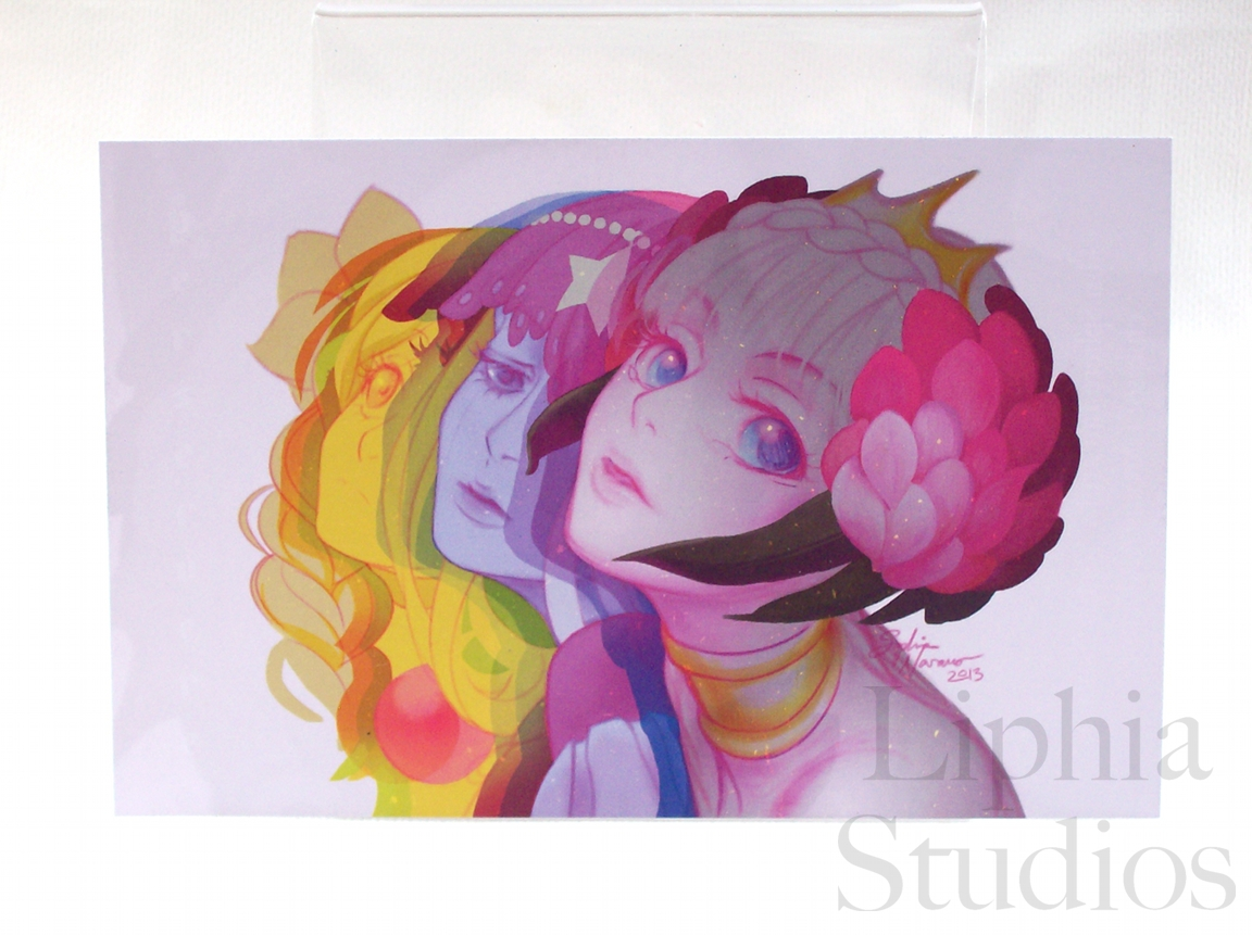 Odin Sphere Postcard Print From Liphia Studios