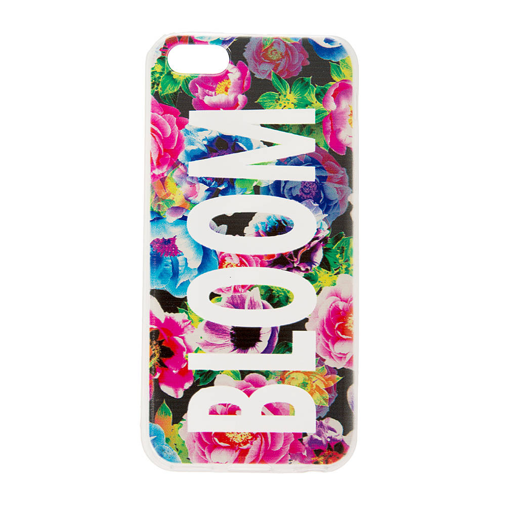 b3ac8cfa9cd0c Cut Out Bloom Floral Design iPhone 6/6s Case sold by The Kandi Shop