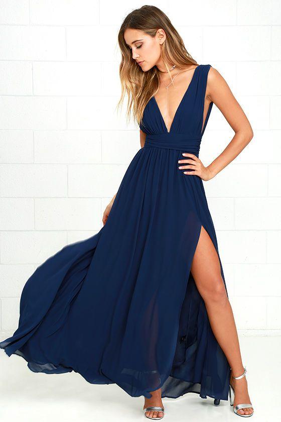 Sexy chiffon dresses