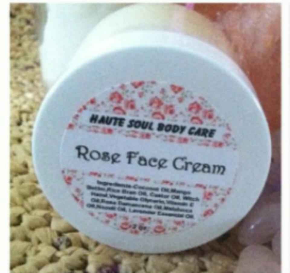 48569bf84f08b Rose Face Cream 2 oz. on Storenvy