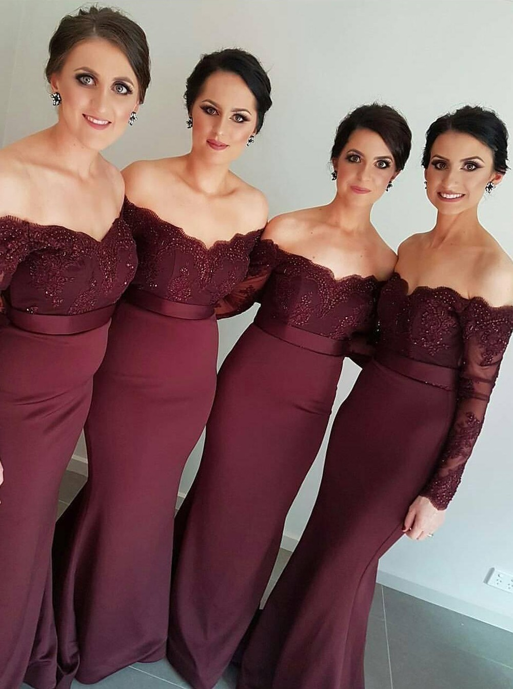 fa414111067 Floor Length Bridesmaid Dress 2049 · Onlyforbrides · Online Store ...