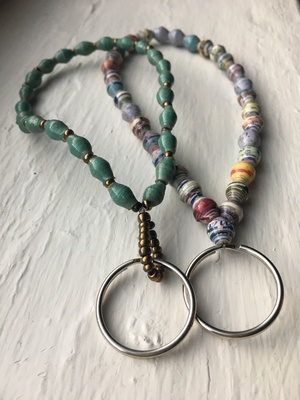 Emma Keychain · Bigger Than Beads · Online Store Powered by Storenvy 8da03eb3a06e