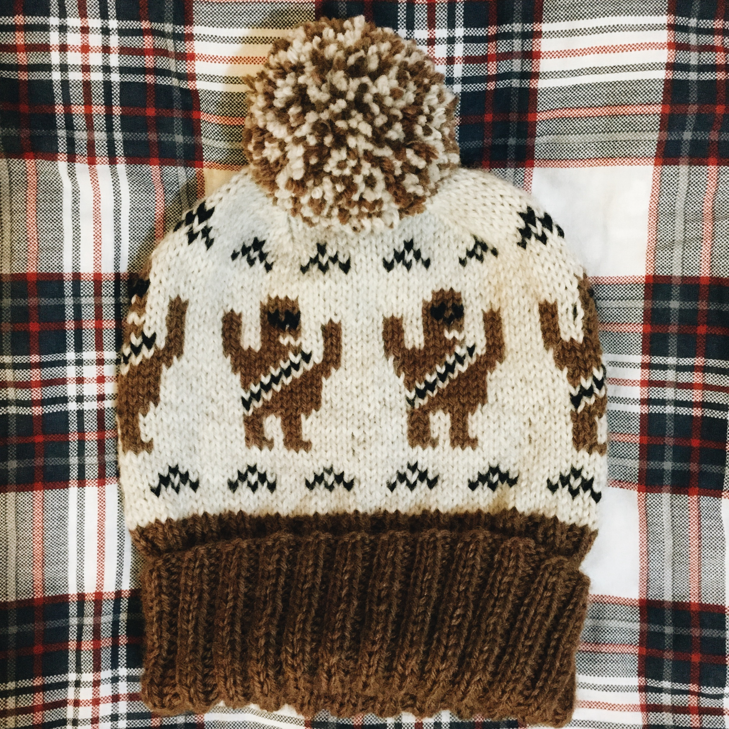 Chewbacca Beanie · A.darling knits · Online Store Powered by Storenvy 4bb1373c641