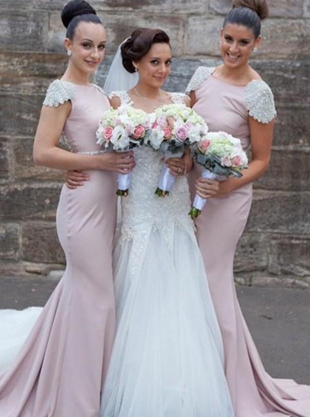 Mermaid Bridesmaid Dress junior bridesmaid dresses plus size ...