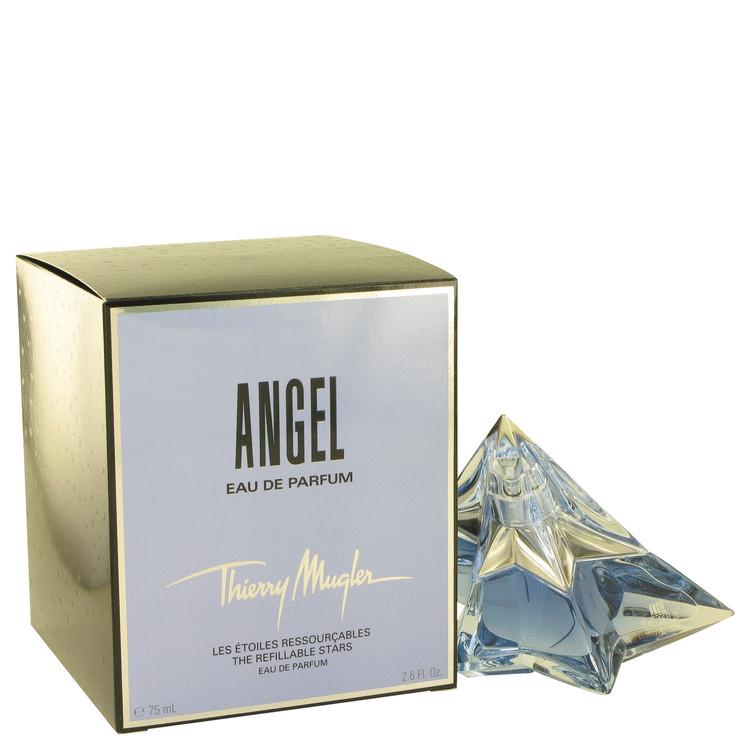Angel Perfume By Thierry Mugler For Women 26oz Eau De Parfum Spray