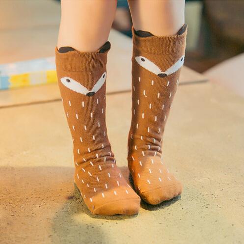 fa1e8b592ac Baby girl Foxy socks on Storenvy