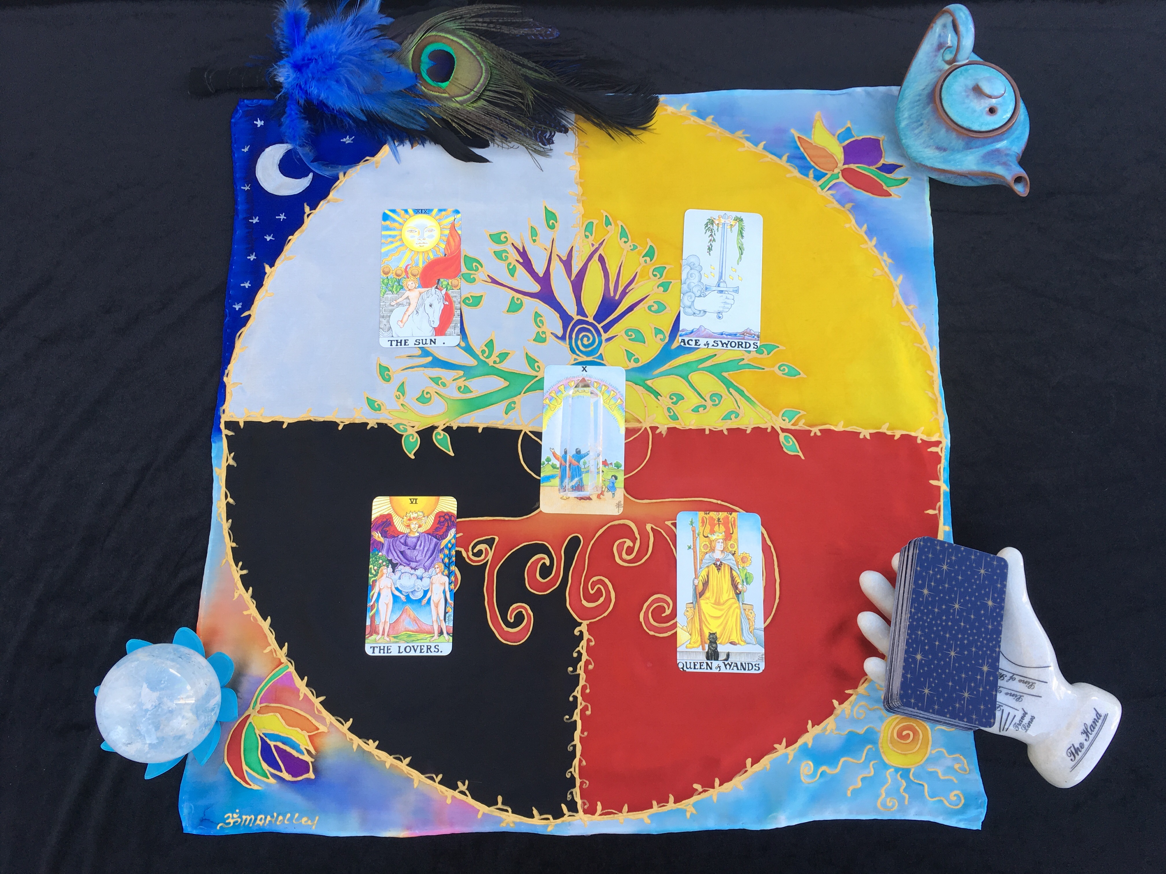 Medicine Wheel Holistic Tarot Reading! - One Question - Universal Rider  Waite from Sacred Sapphire