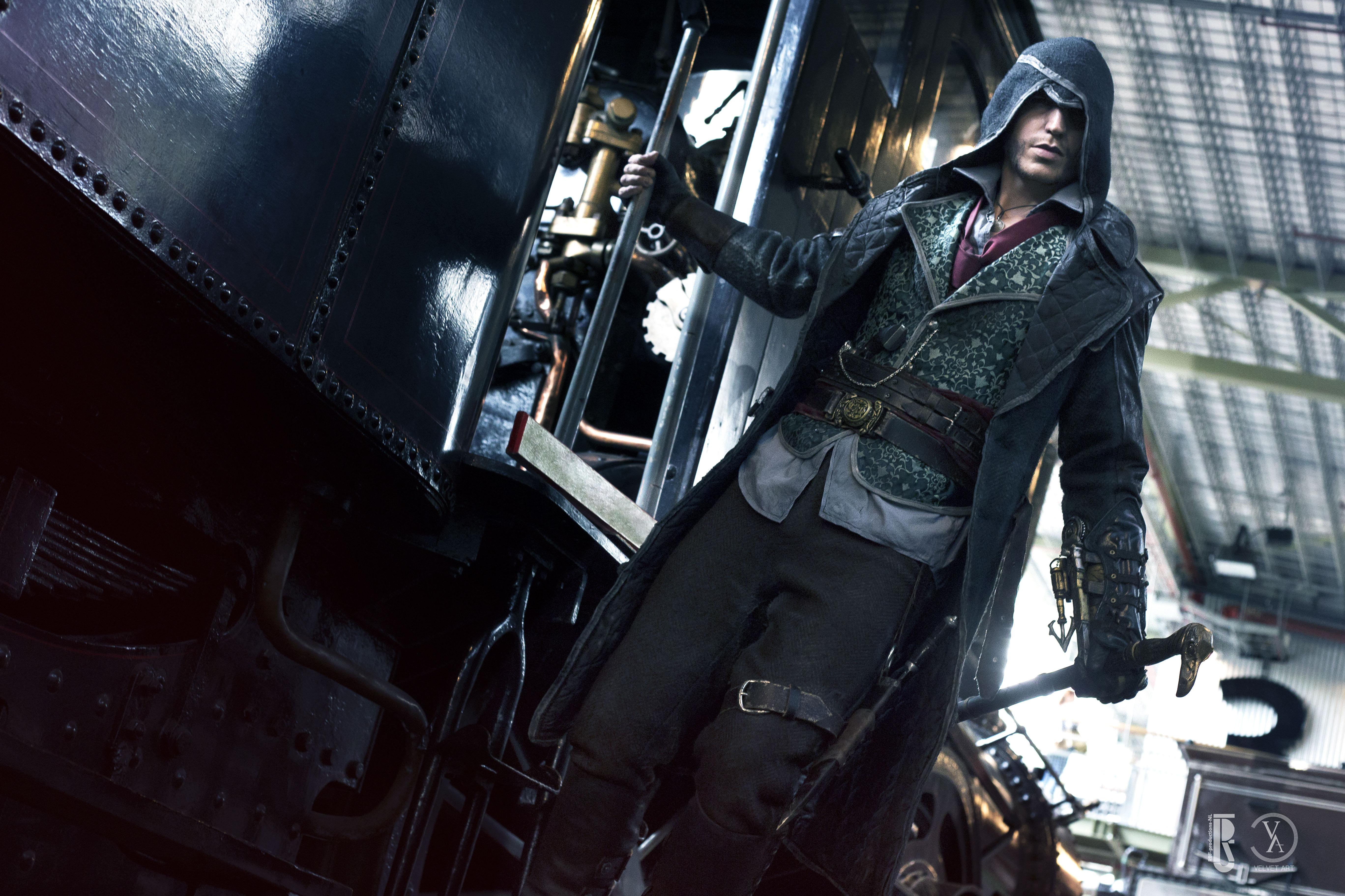 Assassin S Creed Syndicate Jacob Frye Velvet Art Online