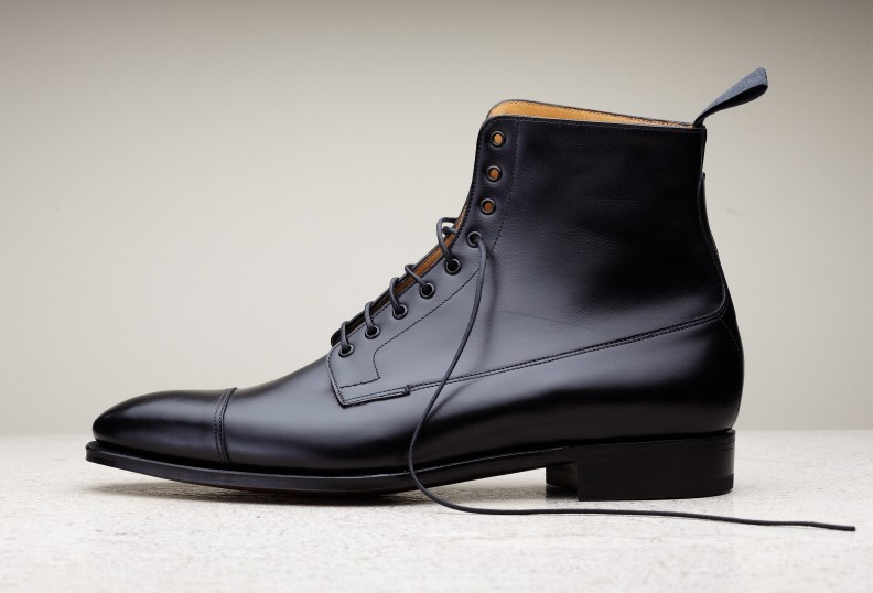 dress boots leather