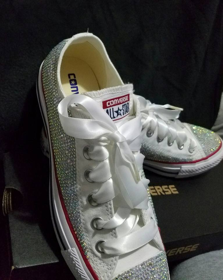 4c75fd541204 BLING CONVERSE on Storenvy