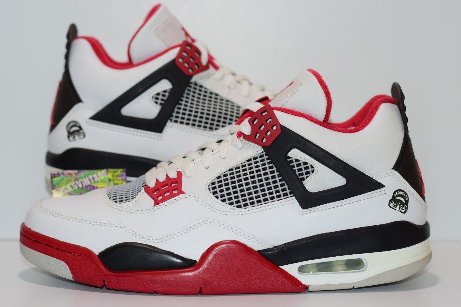 new product 7d895 7d96f Size 10   2006 Nike Air Jordan IV Mars Blackmon Spike Lee