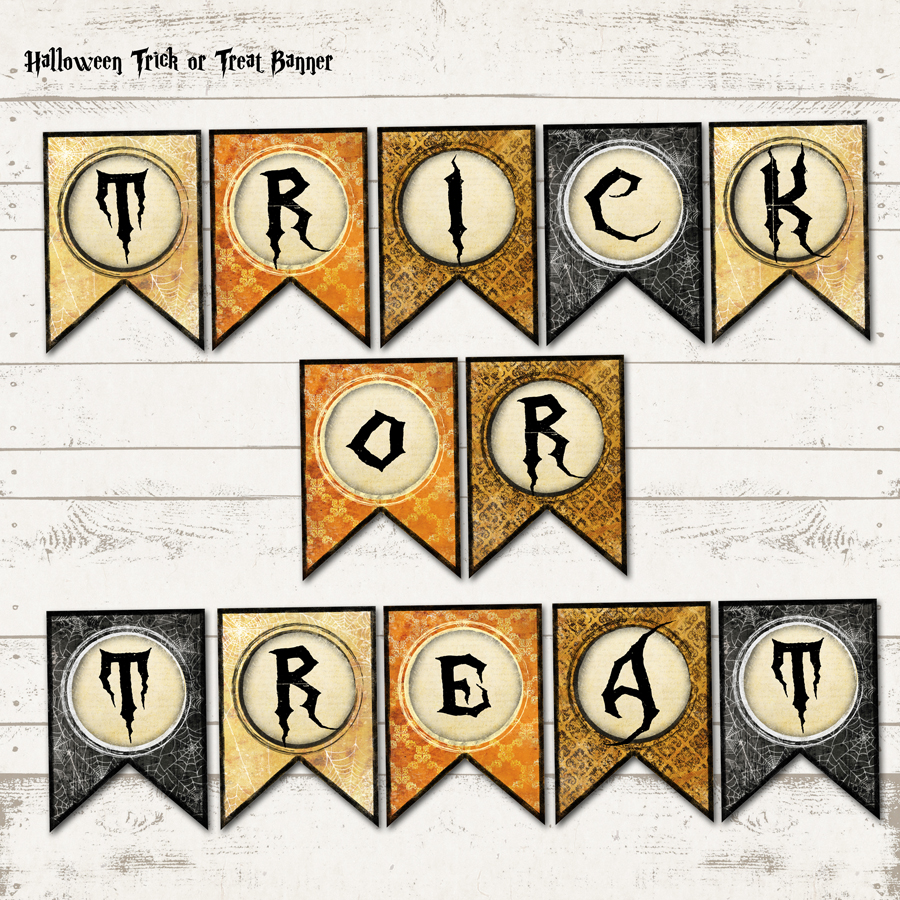 etsy halloween trickbanner01 original