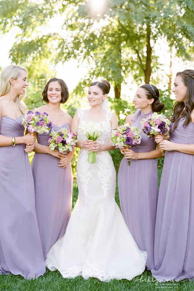 Light Purple Chiffon Bridesmaid Dresses Long Bridesmaid Dresses Wedding Party Dresses For Bridesmaid Apd2331 From Diydresses