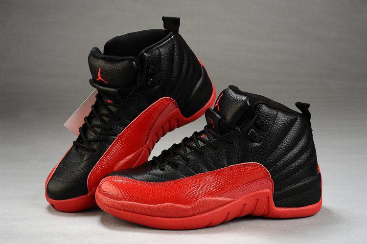 Nike Air Jordan 12 Womens Black Red · Sneakeronline · Online Store ... 974b3dceec