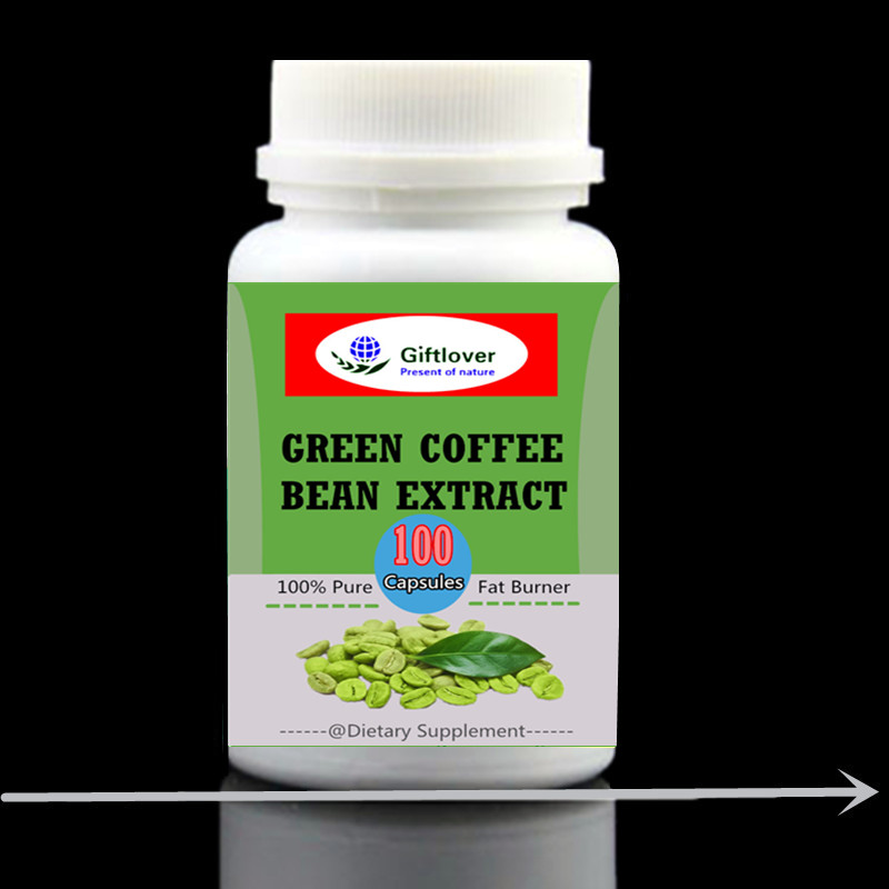 Green coffee bean and fat loss