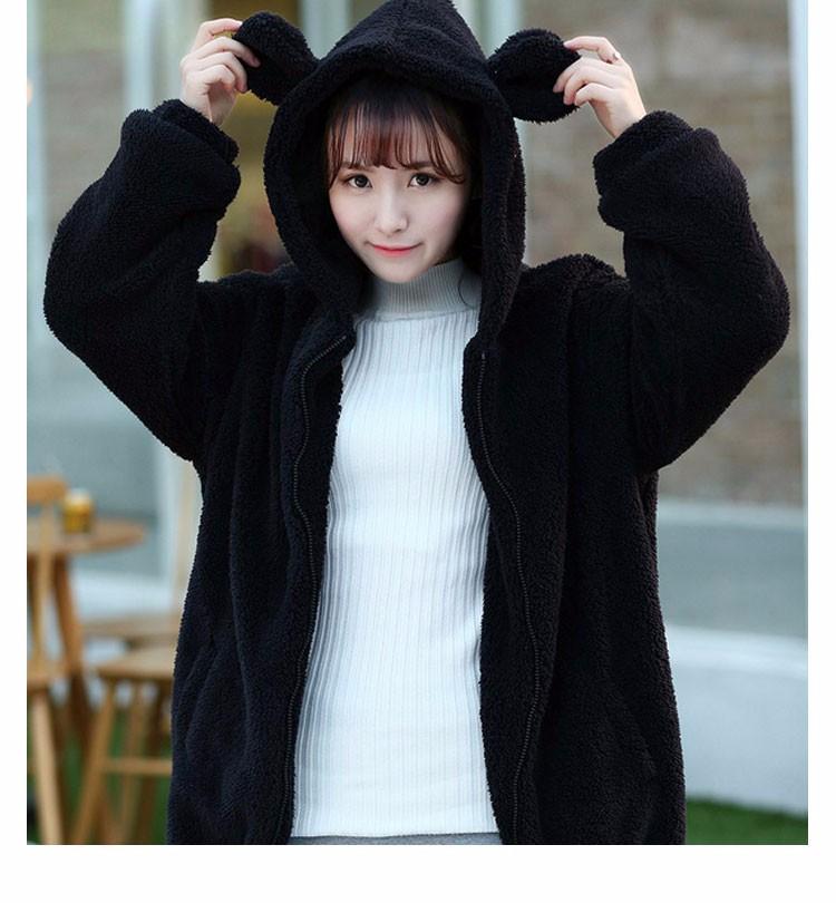 Sudadera Oso / Bear Hoodie WH002