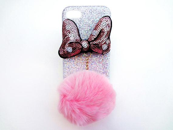 sale retailer 46f3f e2bab iPhone 7 Case Glitter. iPhone 6 Case Glitter. iPhone 5S Case Glitter.  iPhone 5 Case Glitter. Bling iPhone 7 case. Pink Glitter iPhone 7 case from  ...
