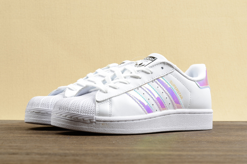 Classic Originals women s men s Superstar Leather Casual Shoes Laser  Symphony White 311f1bd1d