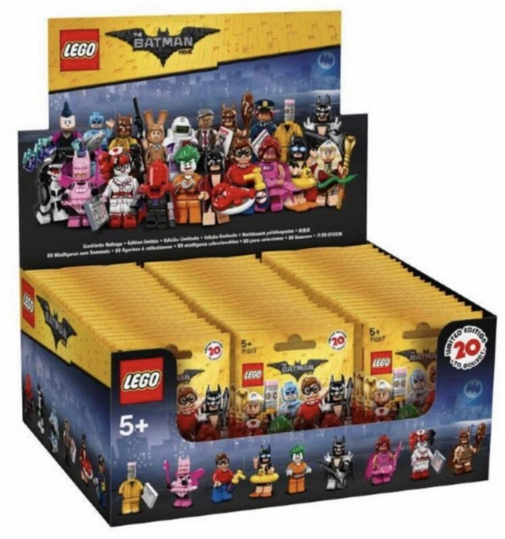 LEGO 6174877 71017 Minifigure Batman Movie 1 Sealed Bag
