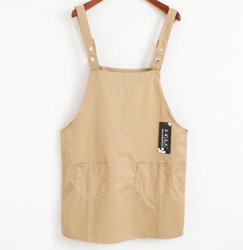 042a1d8f55 ... Pastel Overalls Dress - Thumbnail 2 ...