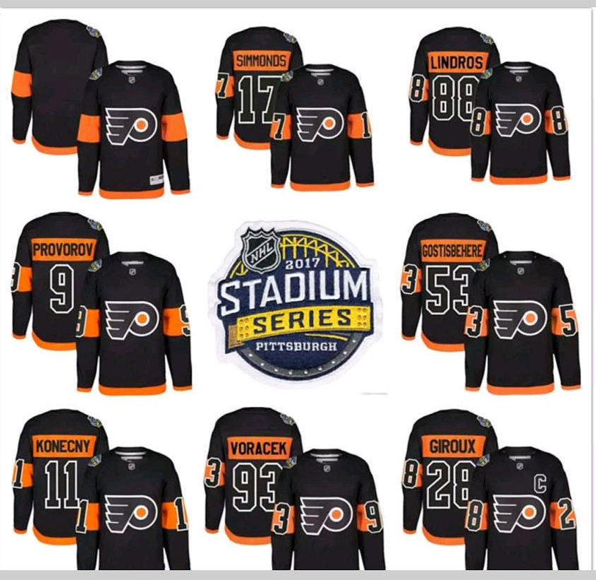 size 40 95a44 72a4d NWT 2017 Philadelphia Flyers Stadium Series Personalized Mens/Women/Youth  Jersey Plain or Customized With Any Name, Including Yours sold by Treasure  ...
