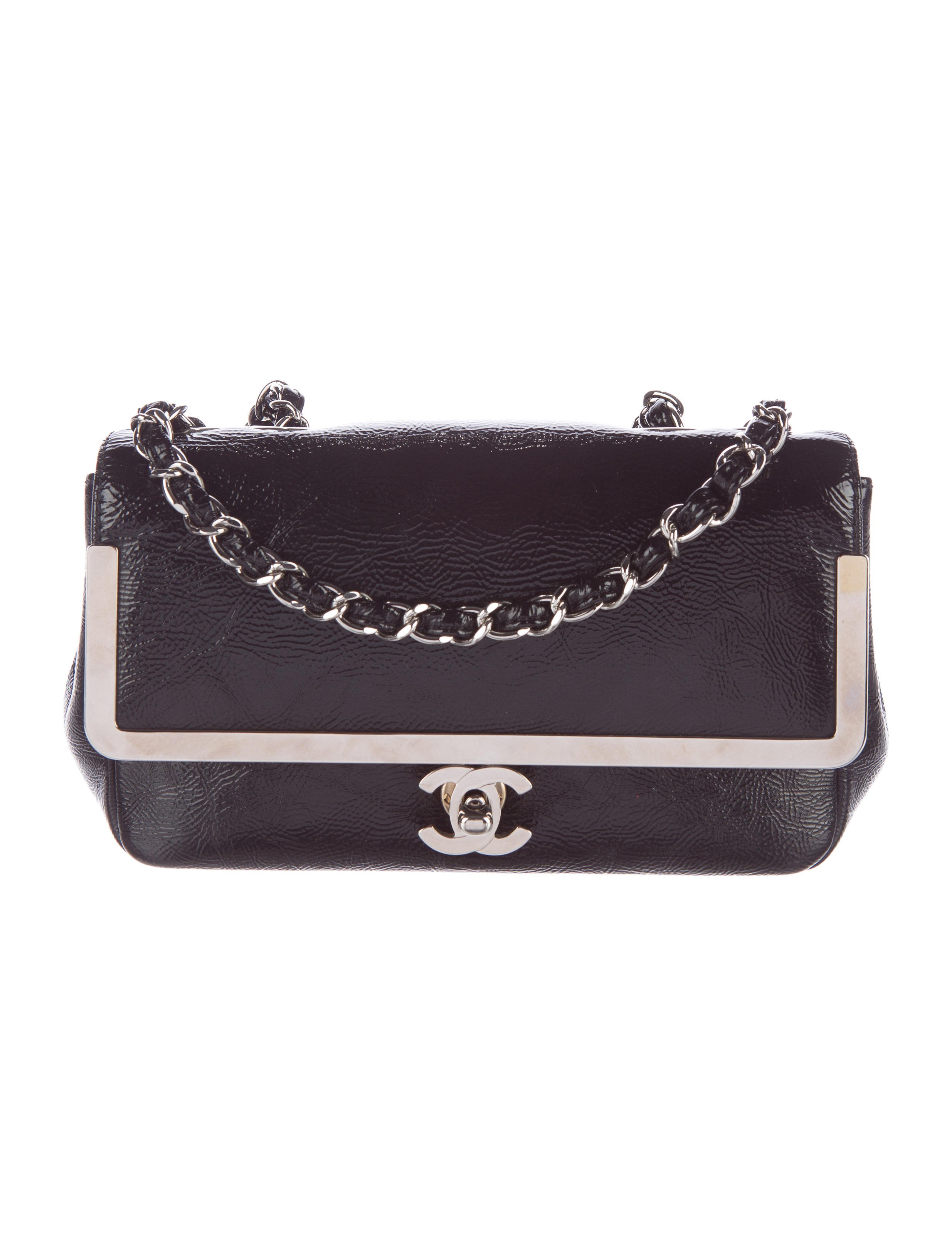 d0950ce39597 Chanel Glazed Calfskin Small Flap Bag - Consignment Item · Melegance ...