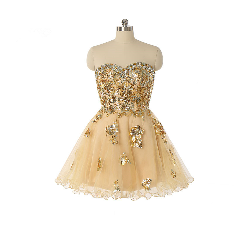 b0c926021ca Sequins Homecoming Dresses