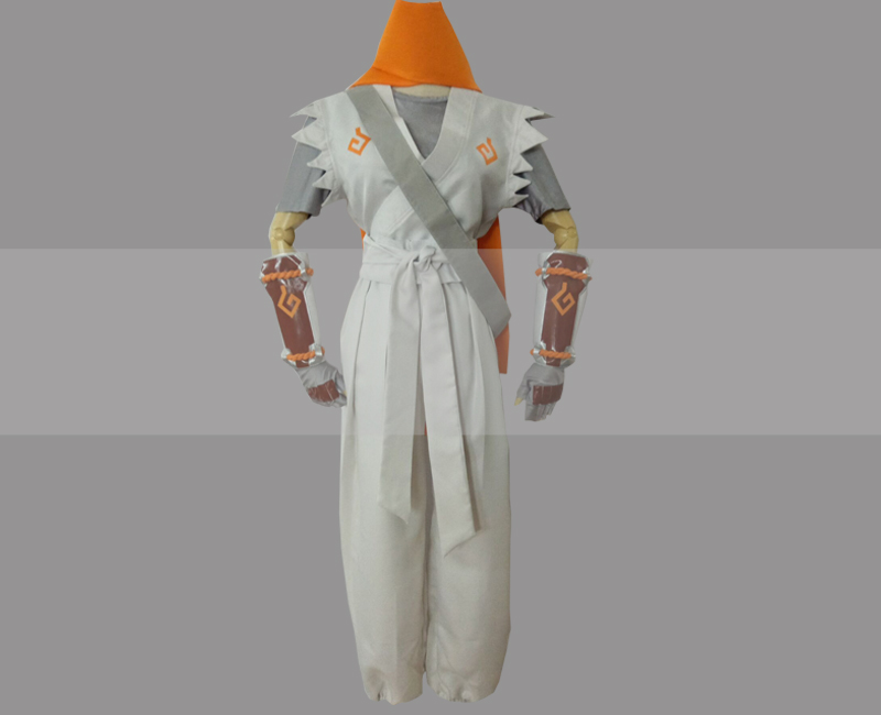 bf6c08ad62e Overwatch Young Genji Cosplay Costume Outfit Buy on Storenvy