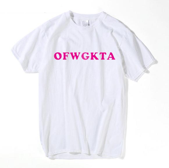 OFWGKTA Short Sleeve cotton T-shirt Unisex on Storenvy 09b4b0790e