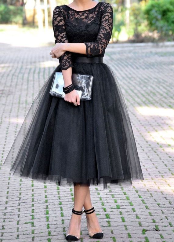 Am310 Lace Long Sleeve Prom Gowns Tea Length Homecoming Dresses