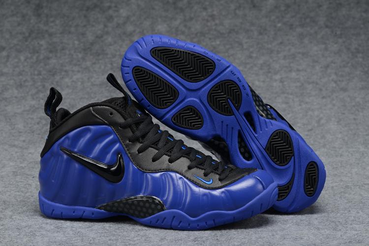 67447d1c849 Nike Air Foamposite Pro Hyper Cobalt Black Ben Gordon 624041-403 on ...