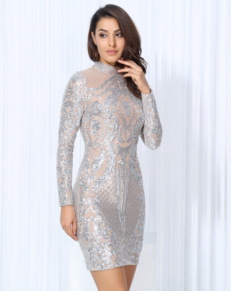 f7de6149c0a Silver Sequin Dress · somethingshelikes · Online Store Powered by ...