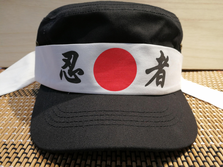 e5839176b40 White Japanese Headband (Ninja) · Cherie Excellence · Online Store ...