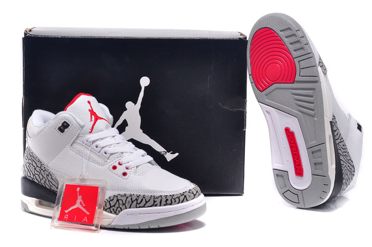 910be8d84f5c9 Fashion 20newest 20sport 20shoes 20womens 20nike 20air 20jordan 203 20with  20white 20shoes 1093.jpa.