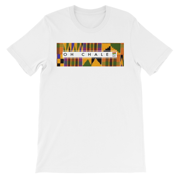 Oh Chale Unisex short sleeve t-shirt from StryderWear