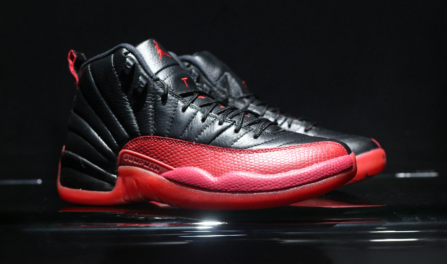 competitive price 037b4 10ea4 New Air Jordan 12 Flu Game Men size shoes on Storenvy