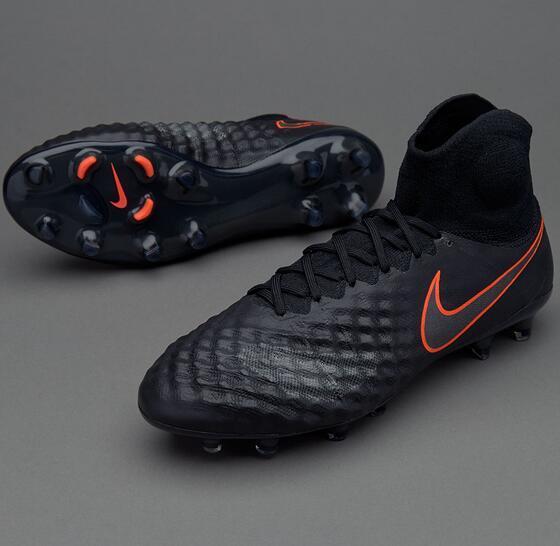 Black Nike Magista Obra Ii Fg Womens Football Boots Canada