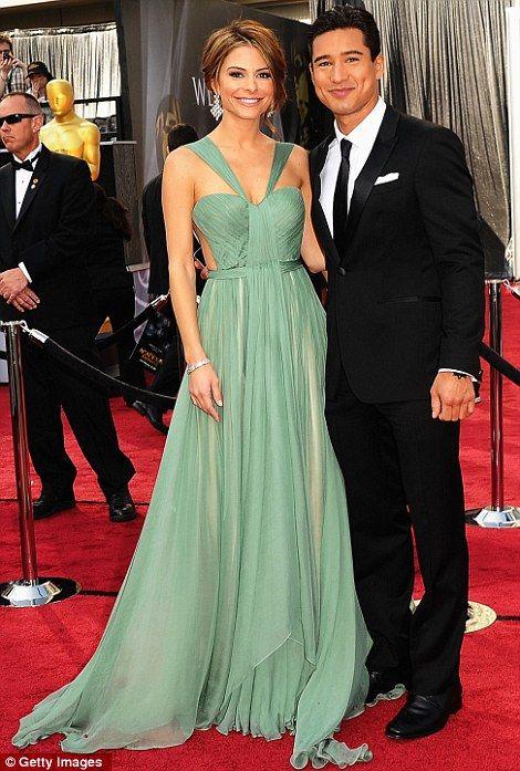 E359 Mint Chiffon Long Prom Dresses,Charming Lady Red Carpet Evening ...