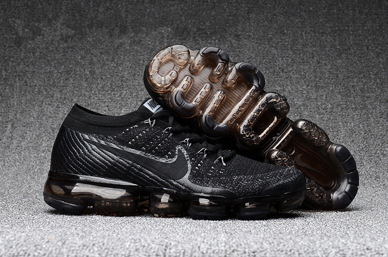 best cheap 0ab57 e2bd4 Fashion Sneakers Nike Air VaporMax Mens Black Brown Running Shoe For Sale  on Storenvy