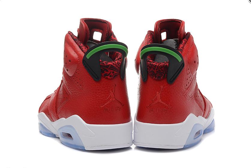 new product 36441 0116b coupon for air jordan 6 retro history of jordan varsity red classic green  black sole mate sneaker boutique 636cf e12df  ebay air 20jordans 206  20retro 20 e2 ...
