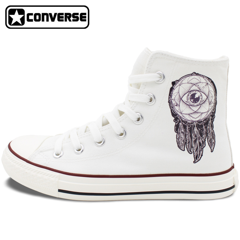 edb884e7e4f0 Special Dream Catcher Design Canvas Shoes High Top Converse Chuck ...