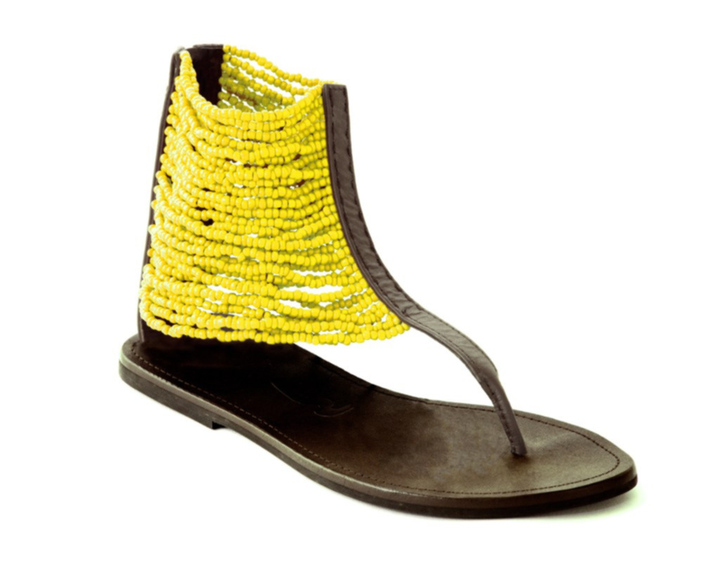 African Bead Gladiator Leather Sandals EU ALL SIZES on Storenvy