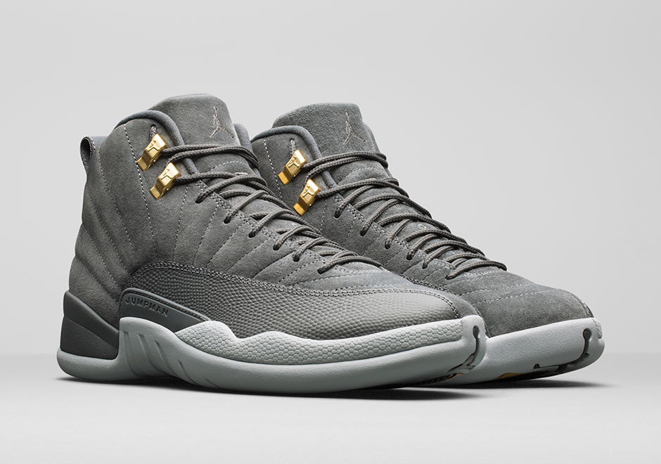 8c251c848f00 Air jordan 12 cool grey holiday 2017 20(1) original · Air jordan 12 dark  grey 130690 005 ...