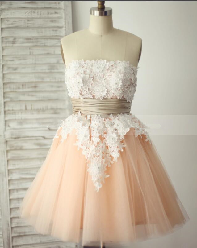 4c8eebfc1e6 Lovely Pink Homecoming Dresses