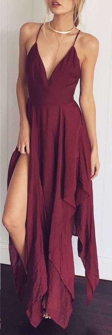 217105d3fc new fashions high low Prom Dress
