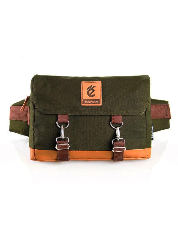 Men Women Water Repellent Fanny Pack Canvas Travel Belt Waist Hip Bag on  Storenvy 26a44318d